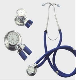 Clock Stethoscope (KW-116)