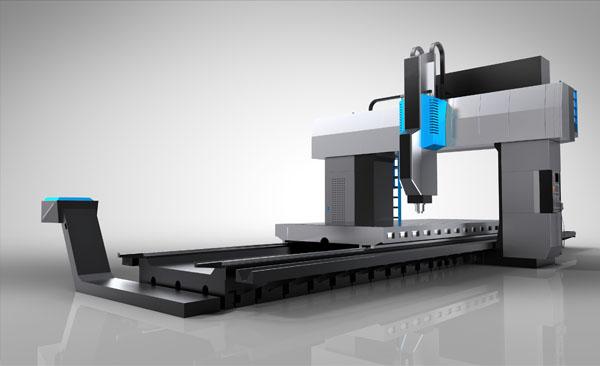 CNC Horizontal boring machine China