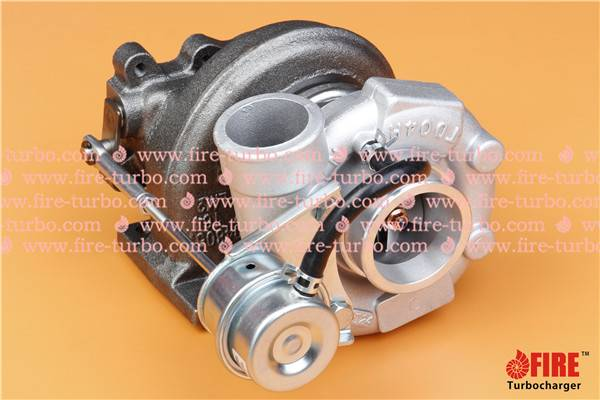 Turbocharger  TD04HL-13GK Caterpillar