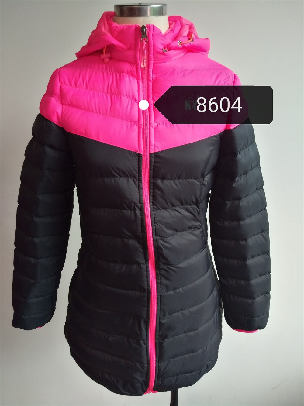women jacket,fashion jacket,latest winter jacket for women 8604