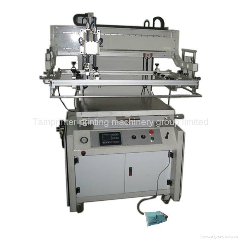 TM-D5070 Precision vertical plane screen printing machine