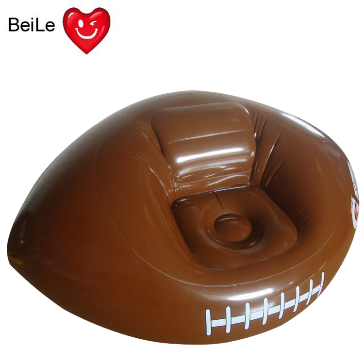 Hot sale advertising inflatable bean bag chair