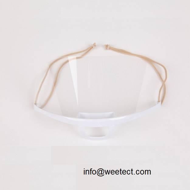 Reusable Transparent Anti Fog Sanitary Mask Manufacturer