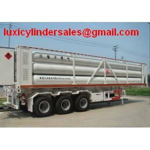 Sell BV certified steel tube trailers