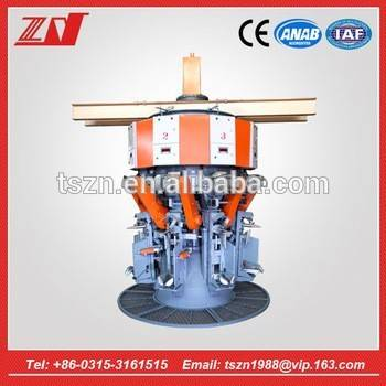 Auto 50kg bag cement powder packaging machinery