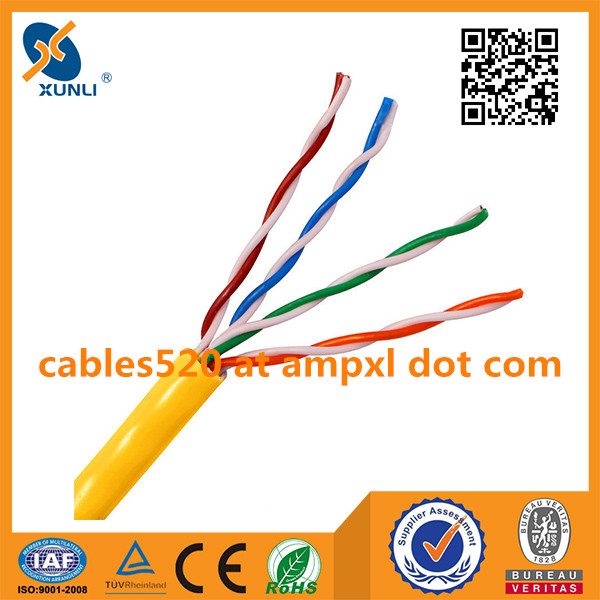 305m UTP Cat5e Network Cable with Good Price