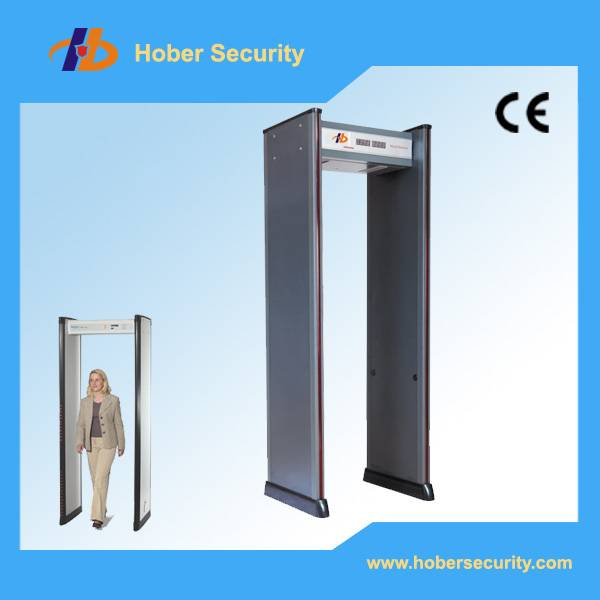 high sensitivity and quality metal detector with remote control MB-300
