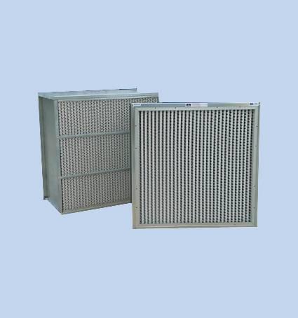 High Temperature Cassette Air Filter