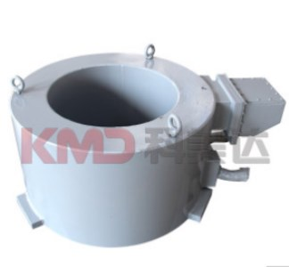 Electromagnetic Stirrer Use for Iron Continuous Casting