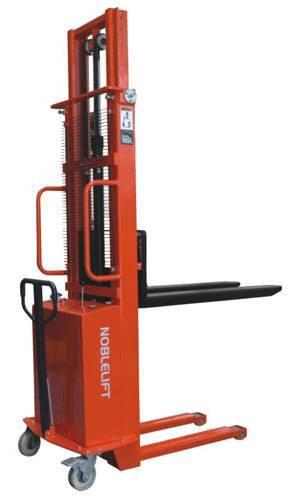 Semi-electric Stacker SPN-E