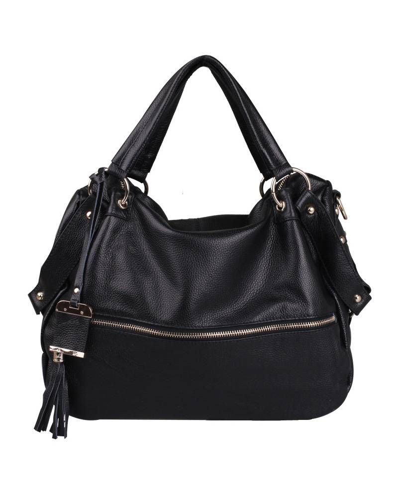 Full Grain Leather Handbag Shoulder Bag Messenger Bag