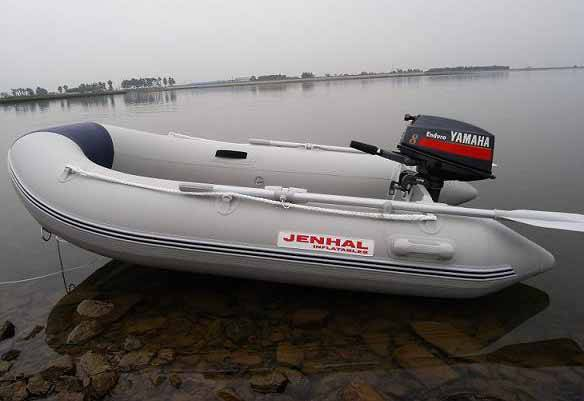 Y-270  inflatable boat  yacht tender fishing boat outboard motor boat
