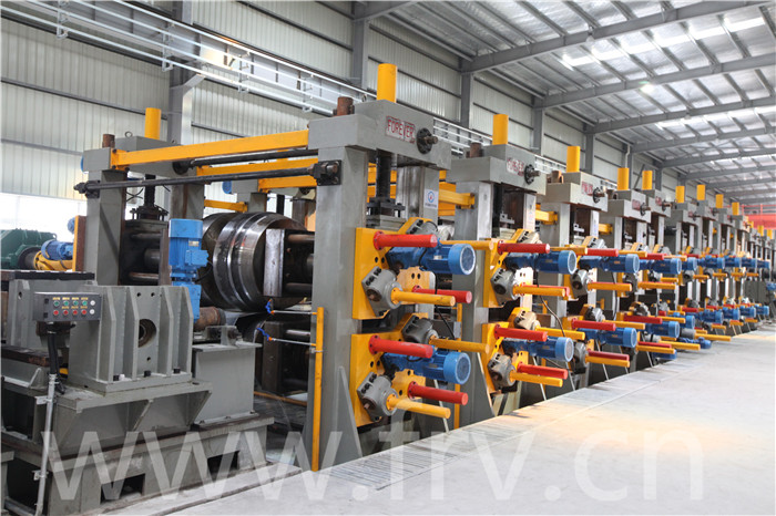 Directly Forming to Square&Rectangular tube mill machinery