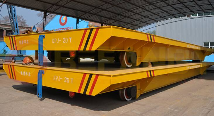 Cable Drum Powered Transfer Car