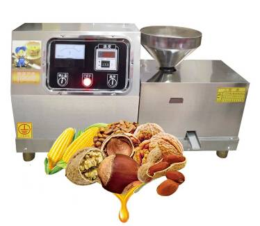 commercial use oil extracting machine for screw pressure