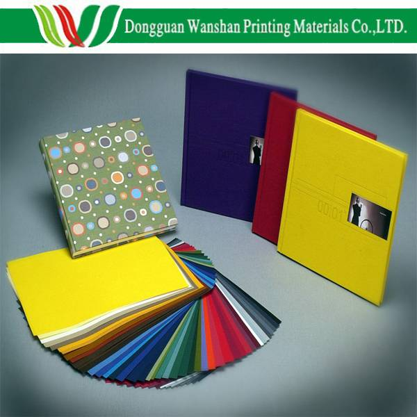 Covers of the photo albums, hardcover book , and stamp albums--- bookbinding cloth