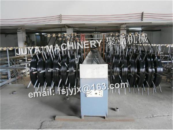 PA66 polyamide extruder machine