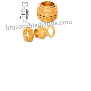 CW Industrial Brass Cable Glands