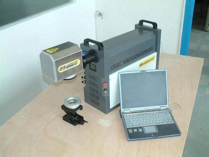 Laser marking machine--LASJET Fibe