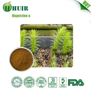 5% Huperzine A powder Huperzia Serrata extract