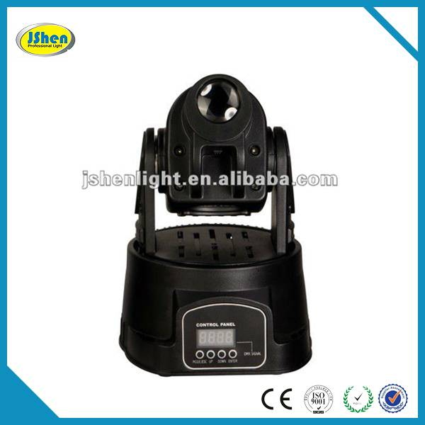 15W Led Gobo Moving Head TSE005