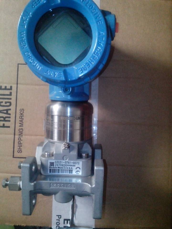 Rosemount 2088 Pressure Transmitters with 306 lnline Manifold