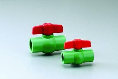 PPR all plastic ball valve