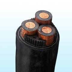 XLPE insulated electrical cables