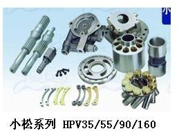Komatsu HPV160 hydraulic pump accessories hydraulic motor
