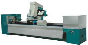 Grinding Machine for rotogravure cylinder making