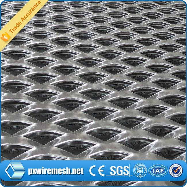 hot dip galvanized expanded metal