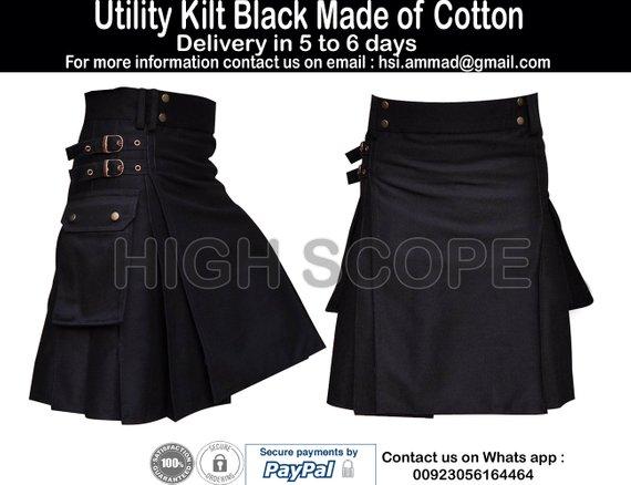 Cotton Utility Klits