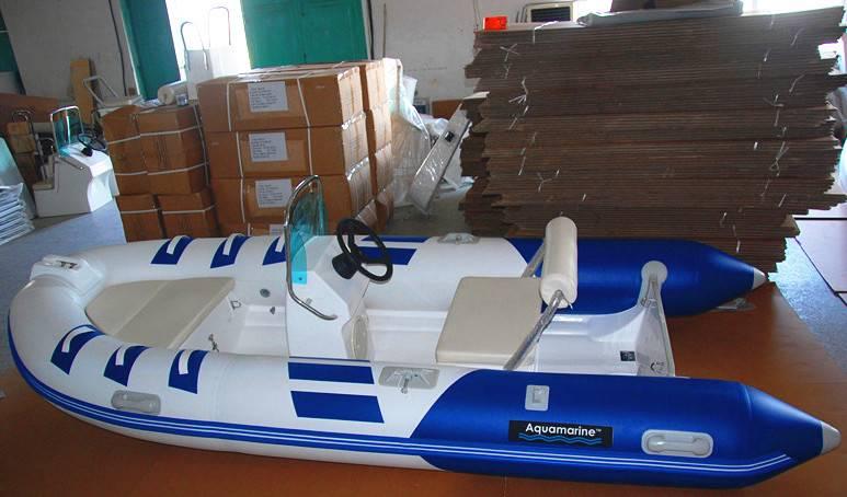 3.9M rigid inflatable boat RIB390 yacht tender