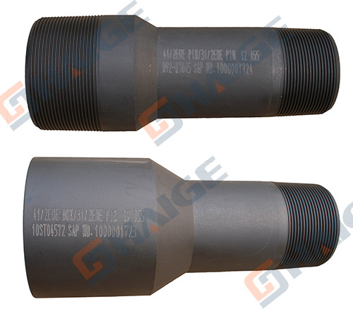 API Tubing Crossover Subs, Tubing Swages