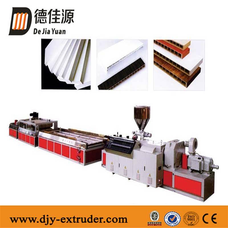 Plastic PVC foam plate/sheet extrusion line