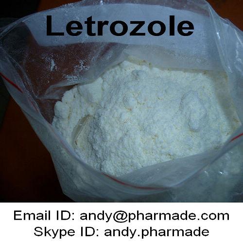 USP BP Letrozole Femara Powder Anti-estrogen Bodybuilding Muscle Building