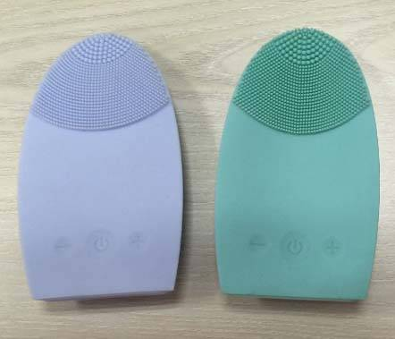 Deep Cleaning  makeup  silicone face washing  soft brush