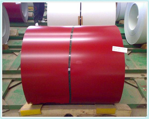 ral 1290 galvanized steel coil