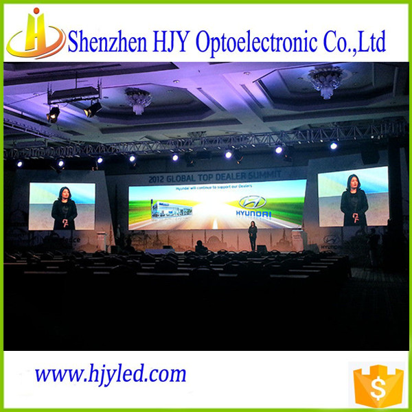 shenzhen P6 indoor led screen high quality full color led display