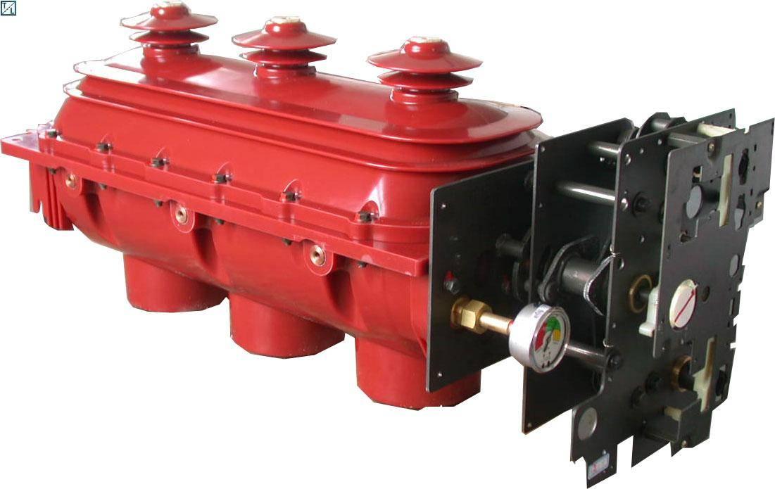 electrical sf6 load break switch