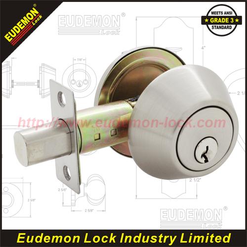 deadbolt lock D101