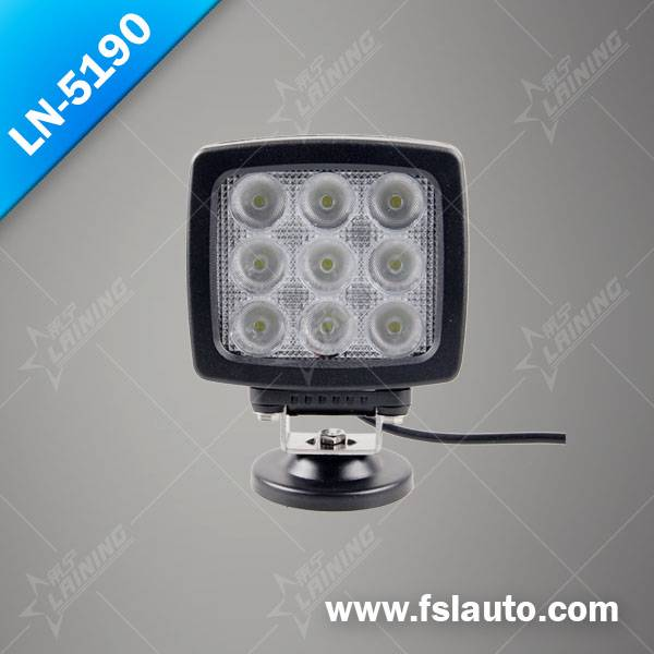 Off-road vehicle lamp super bright 90W led working light LN-5190