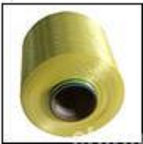 Colored UHMWPE FIBER--yellow
