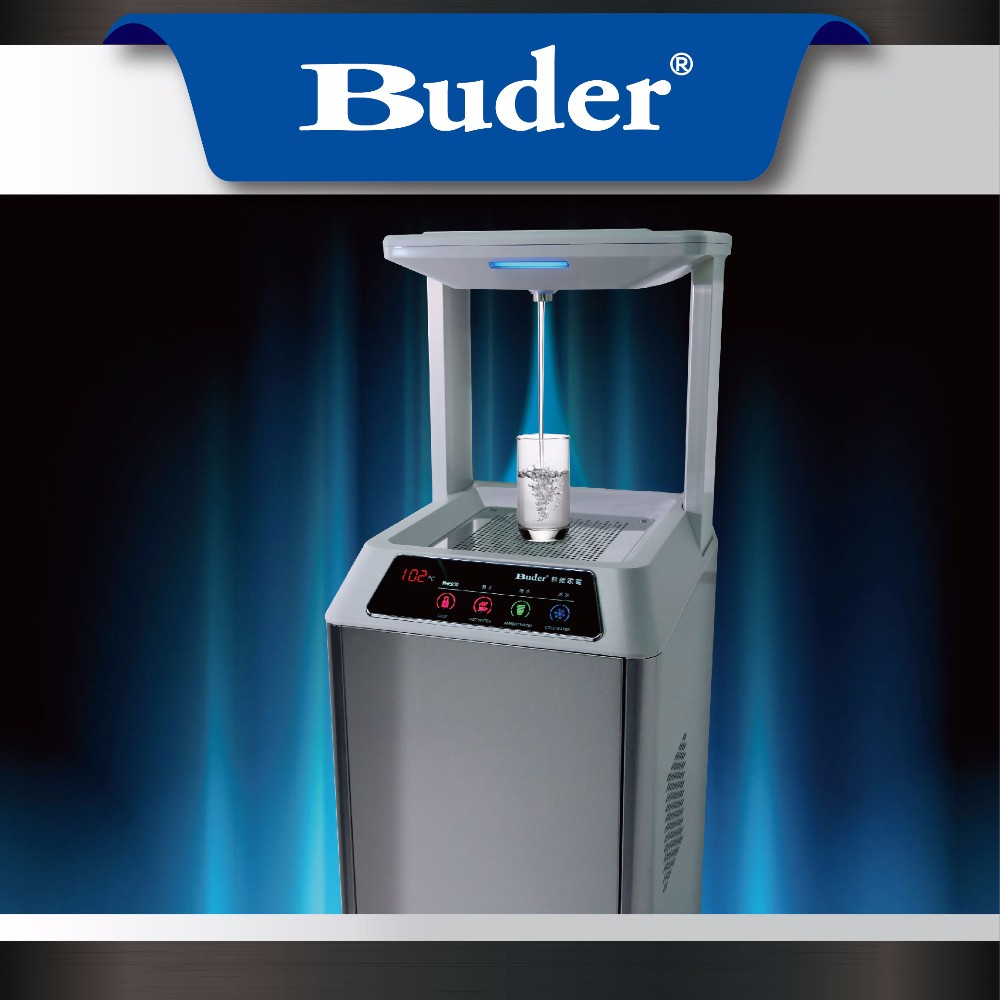[ Taiwan Buder ] Top 3 stages touch screen standing water dispenser