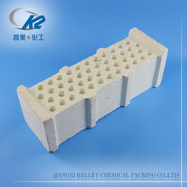 Honeycomb Protective Block (Baffle Brick)
