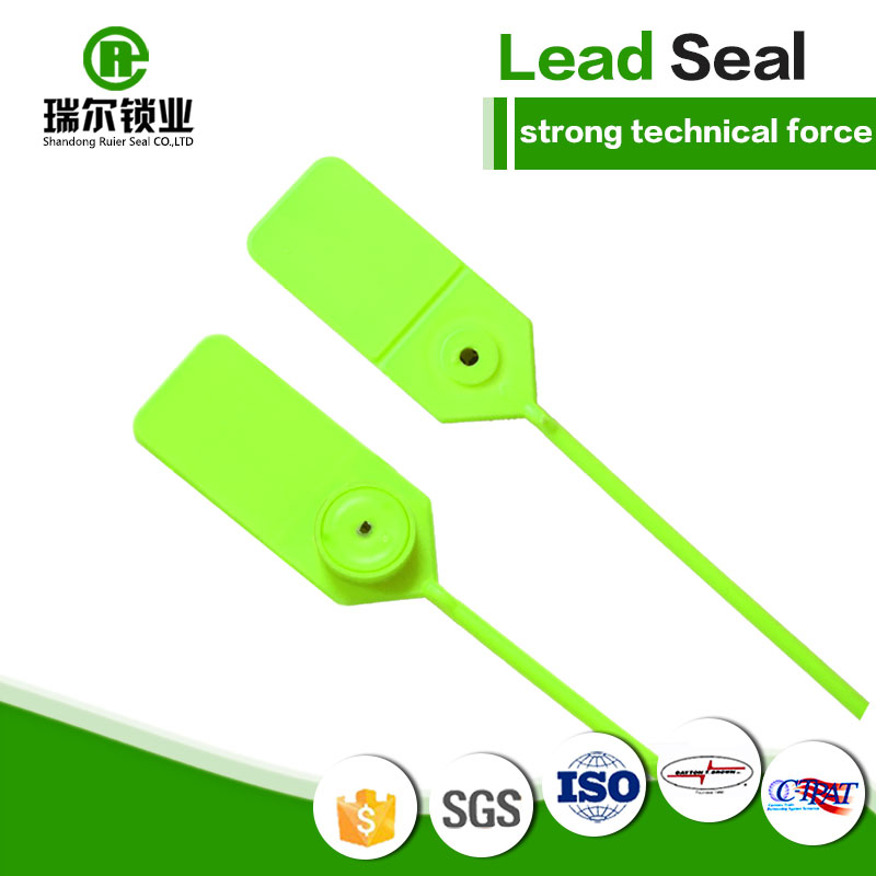plastic security seals REP002