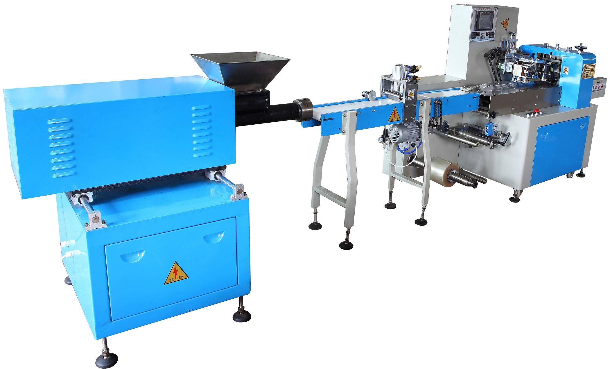 Automatic plasticine packing machine, Play dough/light clay packing machine