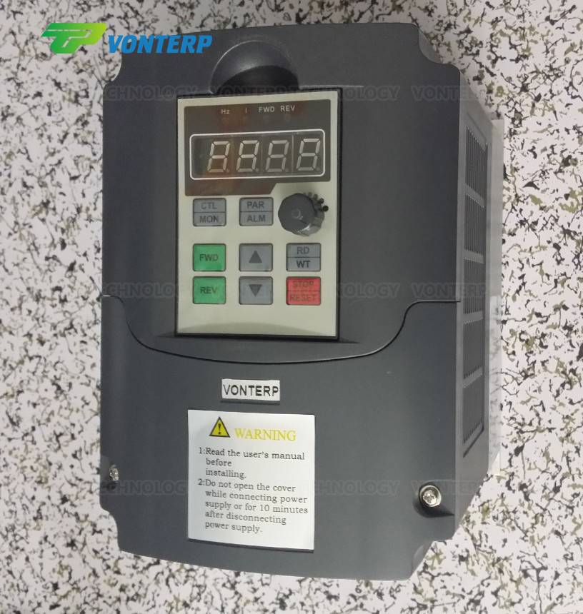 Single Phase Variable Frequency Drive AC Drives