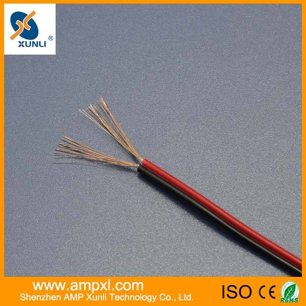 black and red audio cable manufacturer
