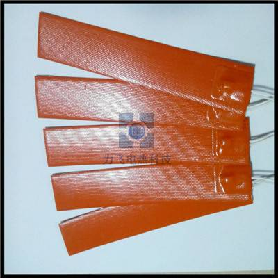Customized high quality flexible silicone heater